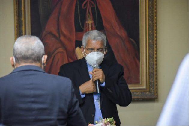 MONSEÑOR FRANCISCO OZORÍA PIDE A LA POBLACIÓN EJERCER EL VOTO DE FORMA DIGNA