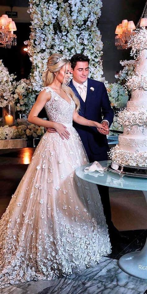 21 Princess Wedding Dresses For Fairy Tale Celebration