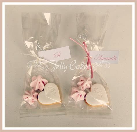 FAVOURS AND BISCUITS   JellyCake