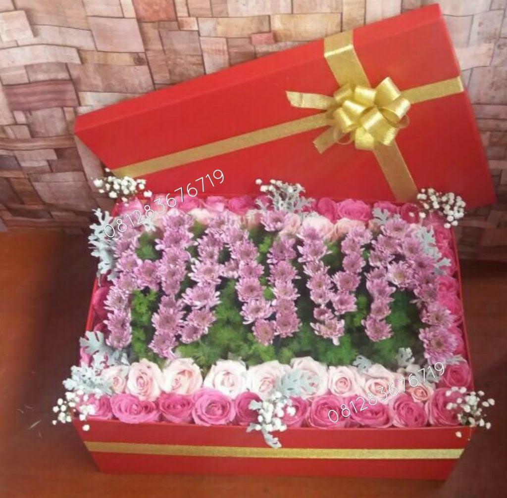 Rangkaian Bunga Box Cantik di Tangerang 085959000635 ...