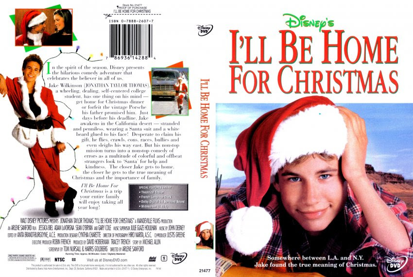 Ill Be Home For Christmas 1998.Celwidloma I U002639 Ll Be Home For Christmas 1998 The Movie