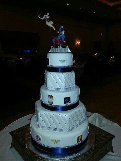 15 best Hidden Spider Man Wedding Cakes images on