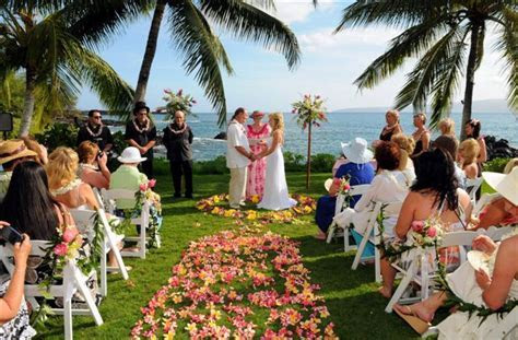 The All Ways Maui'd Maui Wedding Packages & Hawaii