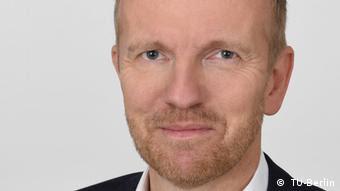 Prof. Roland Baar von der Technischen Universität Berlin ( TU-Berlin)