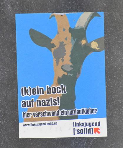 (k)ein bock auf nazis!