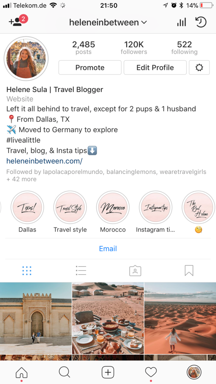 How To Create Covers For Instagram Stories Highlights Helene In