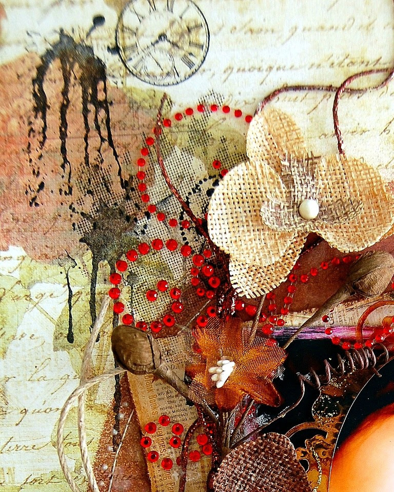 Noted with Love Layout by Irene Tan
