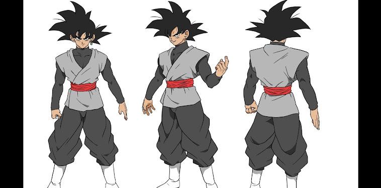 Dragon Ball Super Broly Goku Black