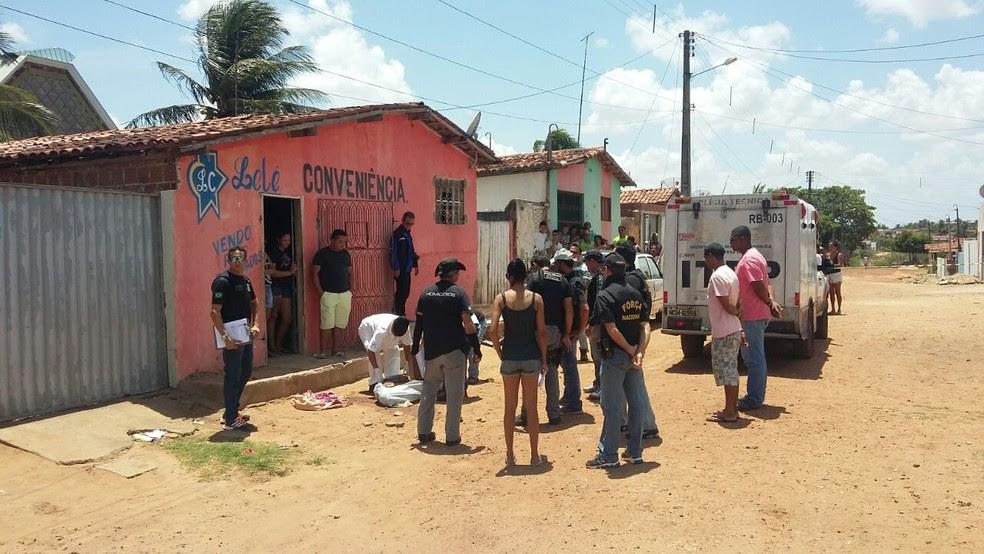 Número de mortes no RN está em ascendência  (Foto: Mirella Lopes/Inter TV Cabugi )