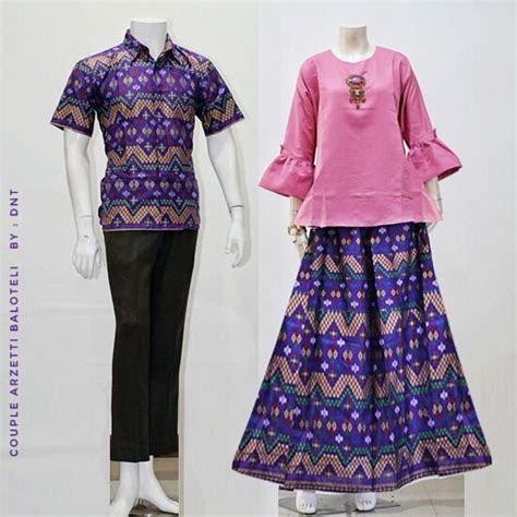 jual beli couple batik jumbo xxl sarimbit kebaya pesta