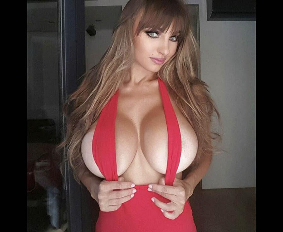 Queen of the Instagram Iryna Ivanova