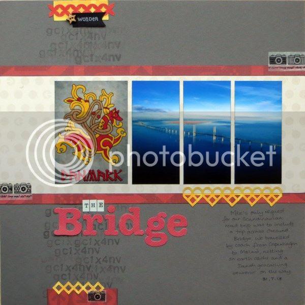 Jimjams - Layout - The Bridge - Øresund Bridge