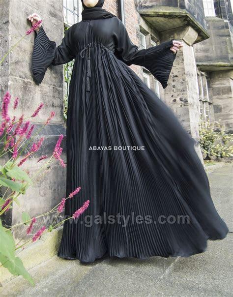 Latest Designer Abaya Gowns Hijab Designs 2018 2019