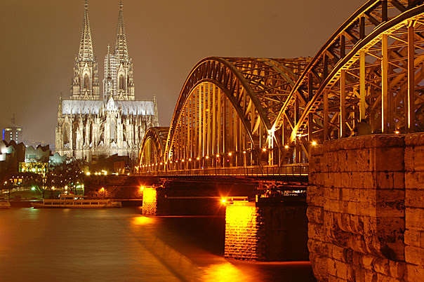 Cologne  on the Rhine river