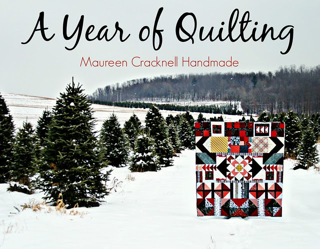 A Year of Quilting