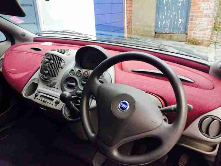 Fiat Multipla 1.9 turbo diesel 66000 miles one owner from