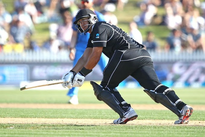 Taylor Plays Down Prospect of Becoming New Zealand's Highest ODI Run-Getter