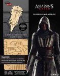 Title: IncrediBuilds: Assassin's Creed Deluxe Book and Model Set, Author: Insight Editions