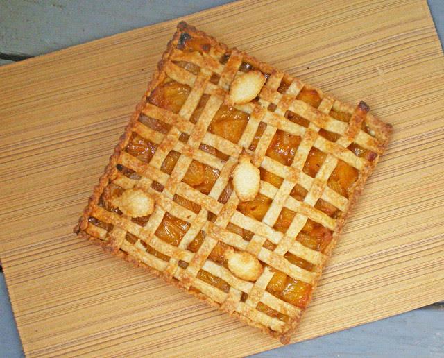 Pineapple-Vanilla Bean Tart
