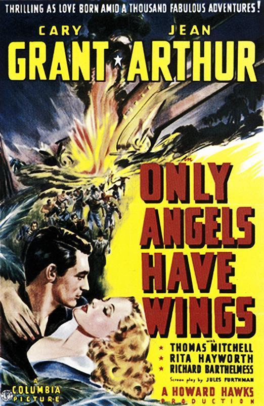 Sólo los ángeles tienen alas (1939)