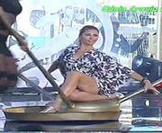 Sónia Araujo super sensual no dia 10 de Junho na Rtp