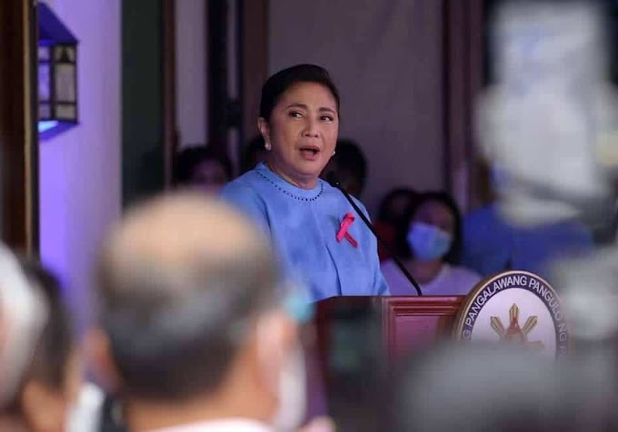 Robredo sad but not surprised by PH's low 'rule of law index' ranking