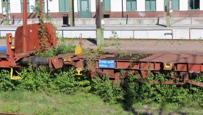 Järnväg i förfall