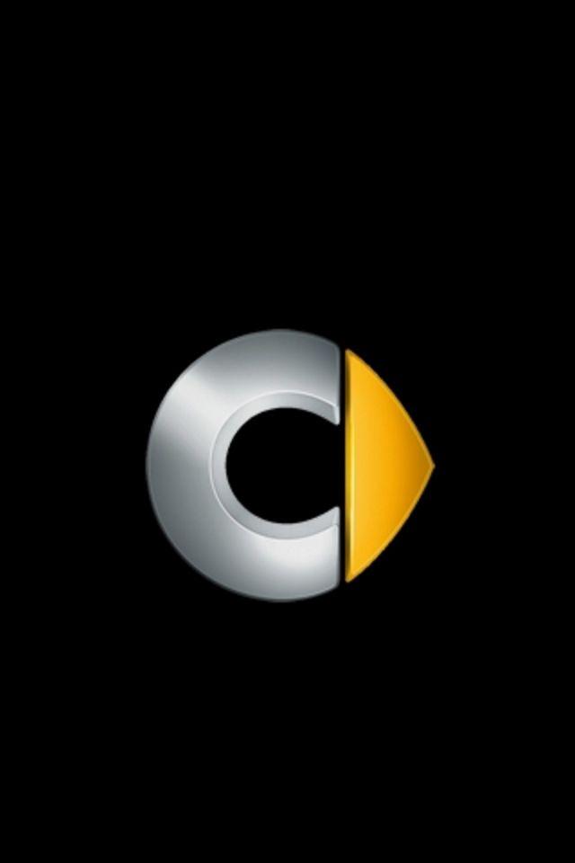 Smart Logo iPhone Wallpaper HD