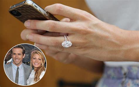 Celebrity Engagement Ring   Freedman Jewelers   Freedman