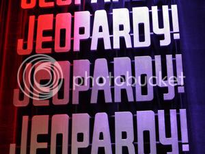 Chris Brogan's Jeopardy logo photo
