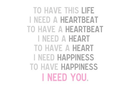 Impressive I Need You Quotes And Sayings Parryzcom