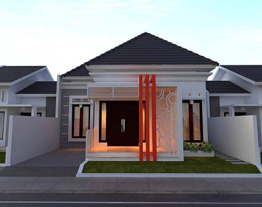 460+ Gambar Rumah Sederhana Banget Gratis Terbaru