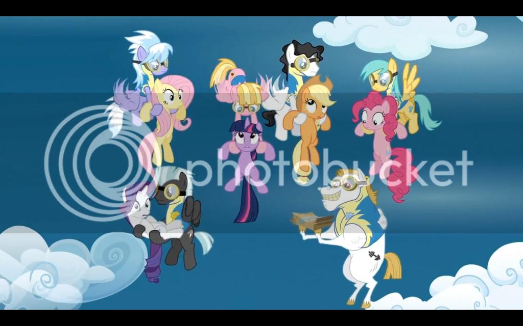Burning Lizard Studios: Cartoon Reviews: My Little Pony ...  Burning Lizard ...