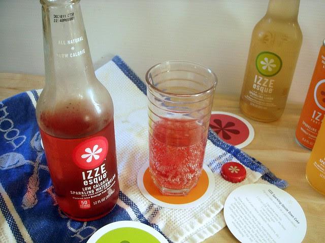 IZZE Sparkling Juice Review