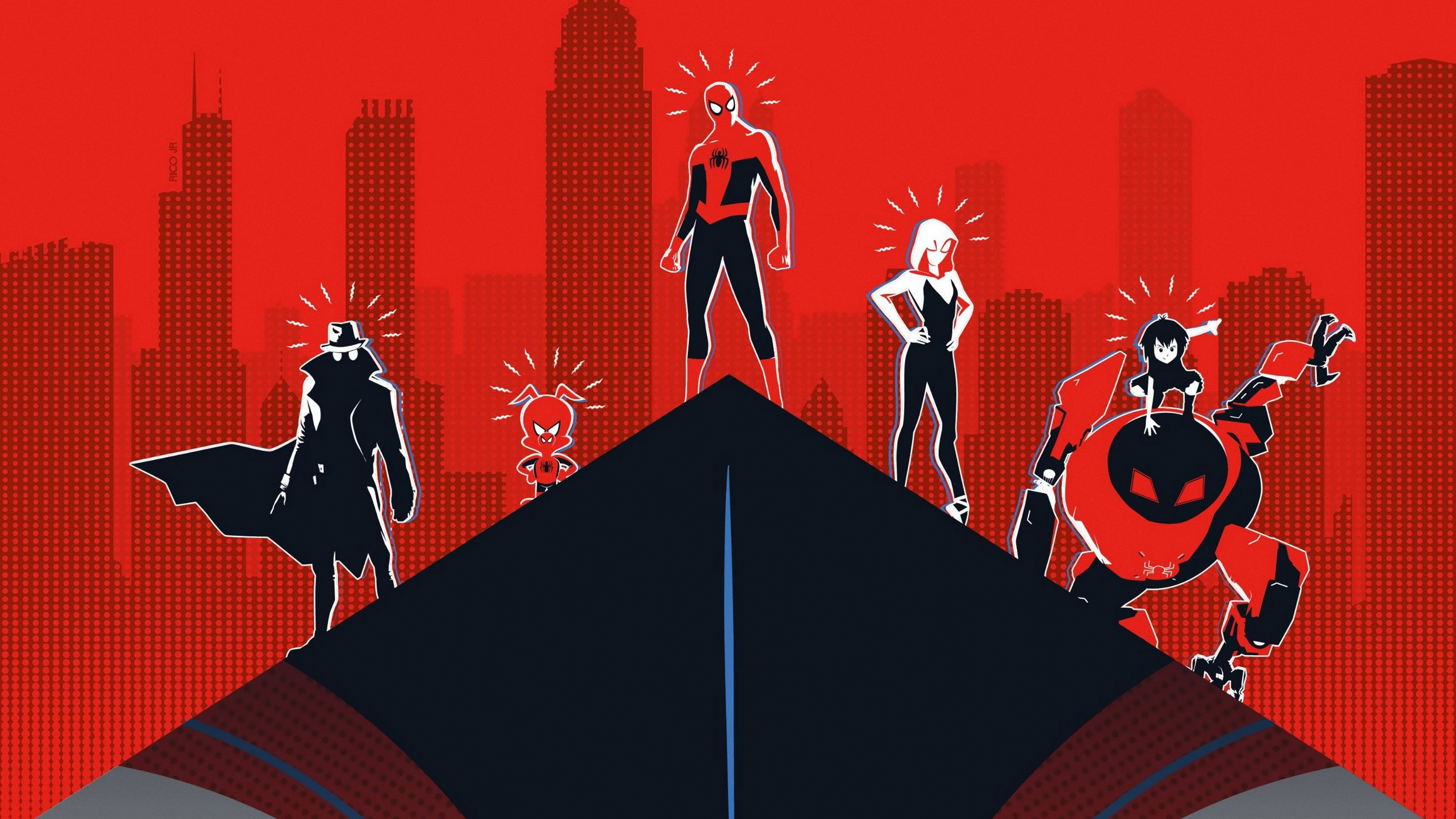 Spider Man Into The Spider Verse 4k 9 Wallpapers Wallpapers Hd
