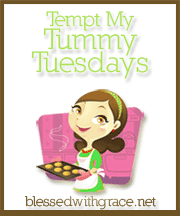 Tempt My Tummy at Blessed With Grace Blog