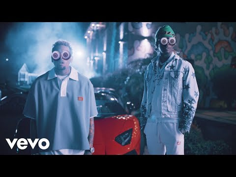 Chris Brown Feat Young Thug - Go Crazy (Official Video)