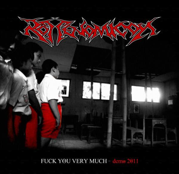 Rottenomicon - Fuck You Very Much