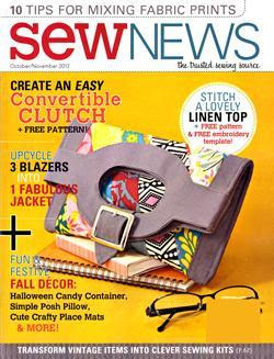 sew news october november issue featured blog