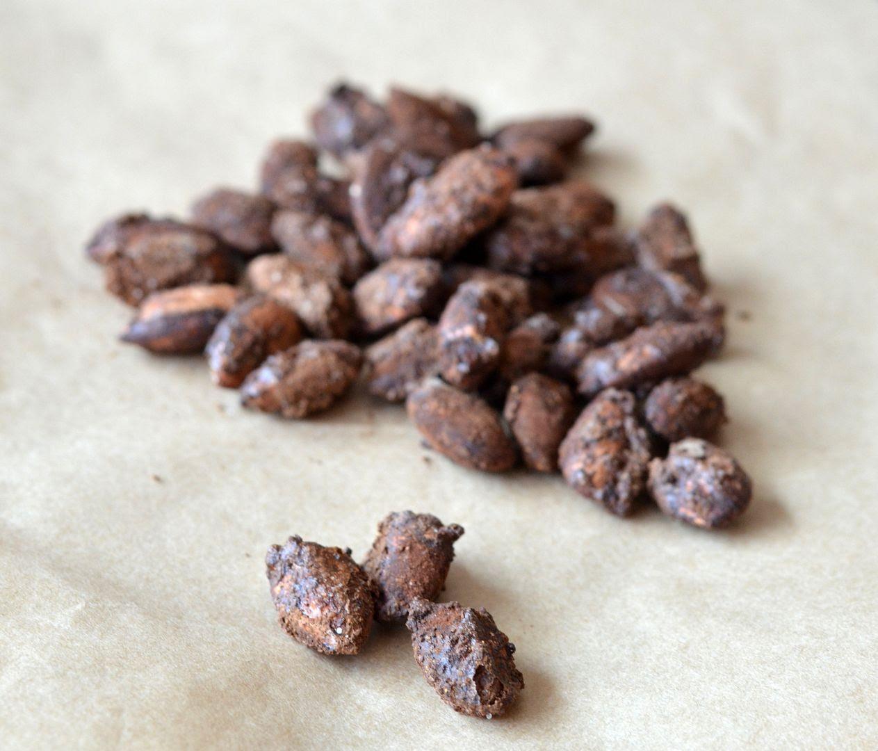 Chilli Chocolate Almonds