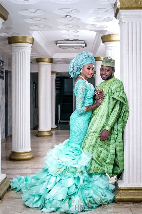 Mimi and Nas Hausa Muslim Wedding in Nigeria ~African