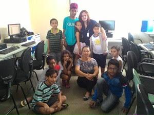 Projeto da FADA vai capacitar jovens  para o mercado de trabalho (Foto: FADA/Divulgação)