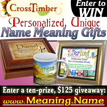 CrossTimber 2016 giveaway