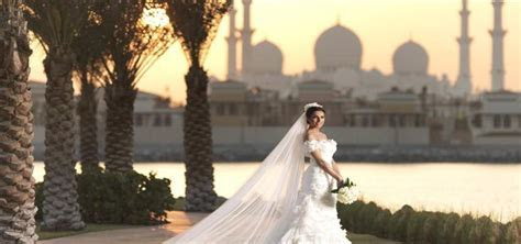 Abu Dhabi Wedding Venues   Luxury Abu Dhabi Weddings by