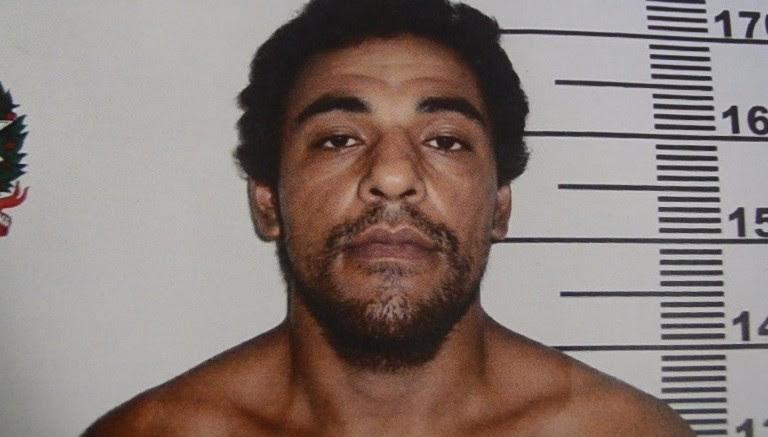 William Ribeiro Marinho é foragido do sistema prisional de Santa Catarina. (Foto: PC/Divulgação)