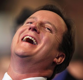 Post image for Cameron Letter: Dear Nation, You're all loons and we're so cool