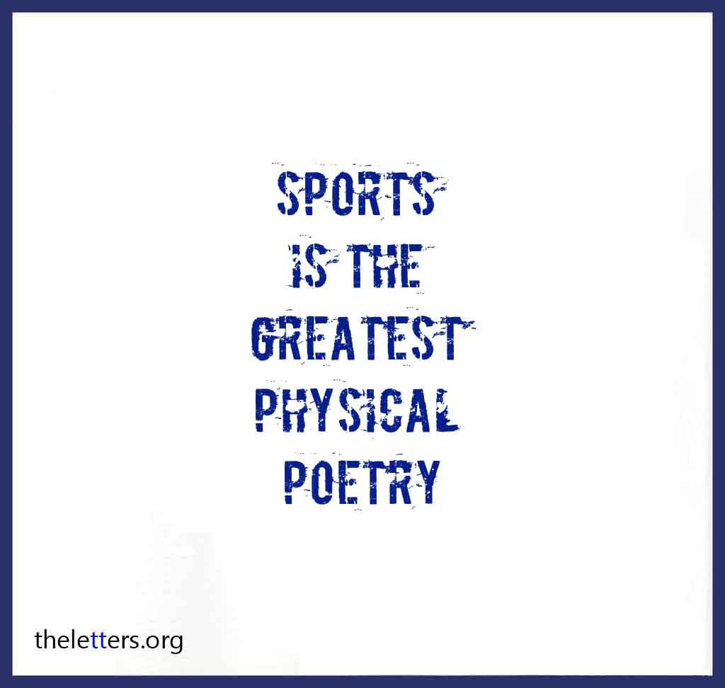 Quotes About Sports. QuotesGram