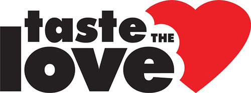 Logo - Taste the Love