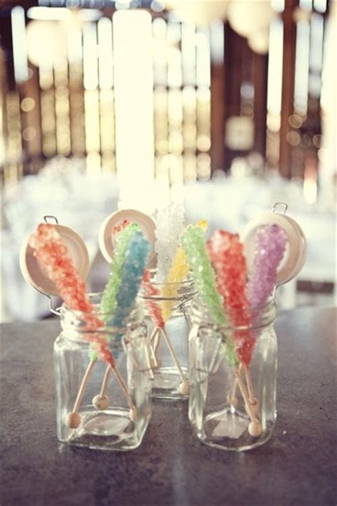 Ways With Sugar at Your Wedding