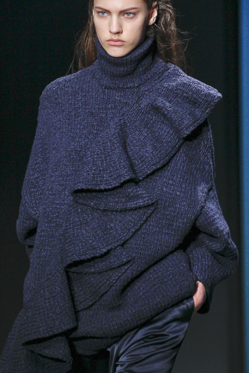 "models-on-the-runway: "" 3.1 phillip lim f/w 2014 """
